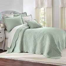 florence oversized cotton bedspread