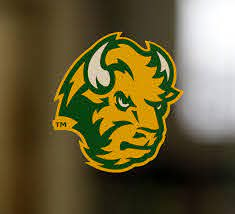 Ndsu Bison Football Logo Decals