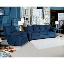 7500736 ashley furniture darcy blue