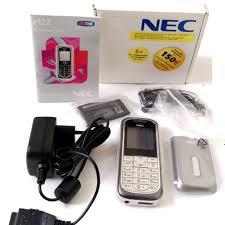 Nec E122 GSM UNLOCKED RARE COLLECTIBLE ...