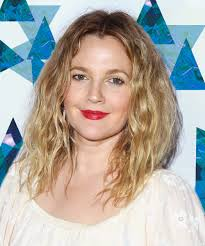 drew barrymore makeup free photo