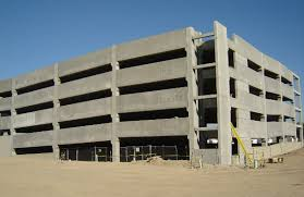 designing precast concrete parking