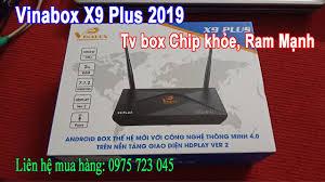 Android TV Box Vinabox X9 Plus 2019 Giá Rẻ Tại Pham Dung Computer - FPT  Internet – Trang Chủ – Lắp Mạng FPT