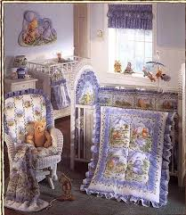 pc crib bedding set