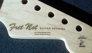 How To Make A Custom Peghead Decal For Your Guitar