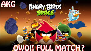 Angry Birds Space Game | Angry Birds Space Play Online - YouTube