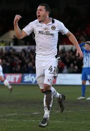Newport County AFC striker Aaron Williams goes on loan to Brackley ...
