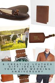 8 creative leather gift ideas for your