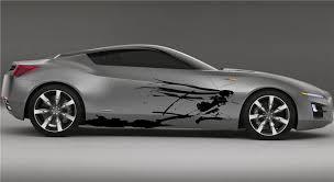 Custom Wrap Anime Bleach Design Car Vinyl Graphics 58 Car Vinyl Graphics Car Design Car