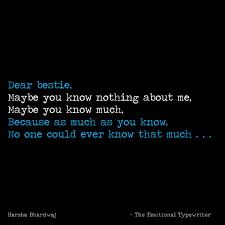 mention your bestfriend quotes tet theemotionaltypewriter