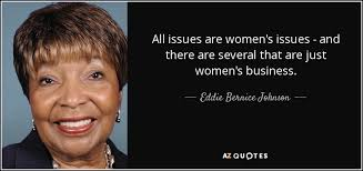 TOP 16 QUOTES BY EDDIE BERNICE JOHNSON | A-Z Quotes