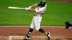 Adam Frazier's go-ahead hit in 8th sends Pittsburgh Pirates over ...
