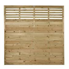 Forest Garden Pressure Treated Kyoto Fence Panel 6x6ft Multi Packs Wickes Co Uk
