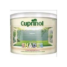Cuprinol Garden Shades 9 Litre Black Ash 5235681