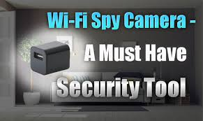 The Wi Fi Spy Camera A Must Have Surveillance Tool