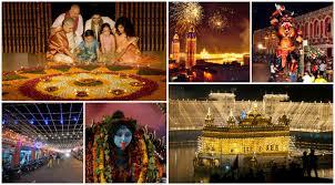 6 Interesting Ways of Diwali Celebrations in India 2019 ...