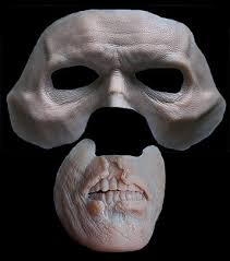 zombie prosthetics kit with fx makeup
