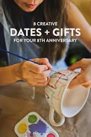 ideas and 8th wedding anniversary gifts