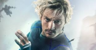 See Aaron Taylor-Johnson's Quicksilver With Comic Look For 'Avengers'