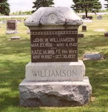 John Wesley Williamson (1866-1942) - Find A Grave Memorial