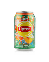 lipton ice tea pear peach 320ml