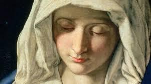 """Los Papas son devotos de la Virgen María porque """"ella es la figura ..."""