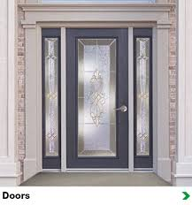 menards ext doors exterior doors at