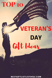 top 10 veterans day gifts that