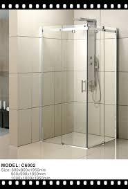 china 800x800 square shower enclosures