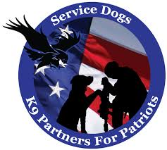 Igy6 Vinyl Decal Service Dogs For Veterans With Ptsd Tbi Mst K9 Partners For Patriots