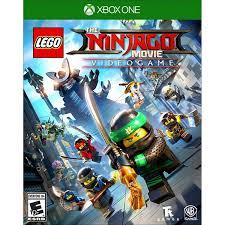 GamerCandy: The LEGO NINJAGO Movie Video Game XBOX ONE