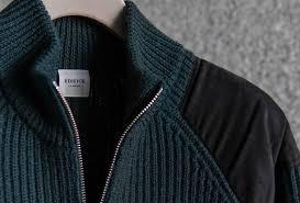 トレンドの「ハーフジップ」。服好きがおすすめする11ブランドFACY