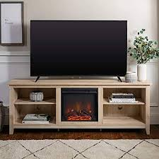 70 inch wood media tv stand console