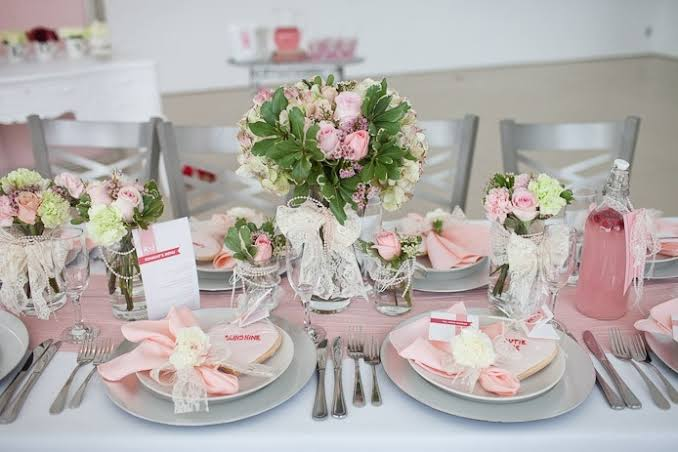 Image result for table decorations""