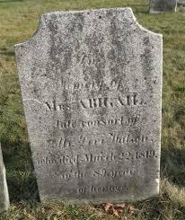 Abigail Watson (Ensign) (1730 - 1819) - Genealogy