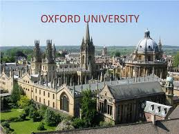 PPT - OXFORD UNIVERSITY PowerPoint Presentation, free download ...