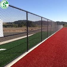 Chain Link Fence Tennis Court Fence Netting Basketball Court Fence Price Buy Tennis Court Fence Netting Basketball Court Fence 5 Foot Plastic Coated Chain Link Fence Product On Alibaba Com