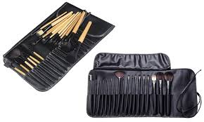travel makeup brush set find and save