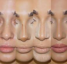 nose contouring tutorial in 2020 nose
