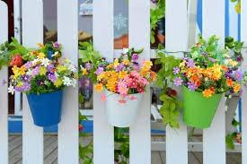 8 Vertical Fence Garden Ideas Urban Garden Gal