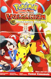 Amazon.com: Pokémon the Movie: Volcanion and the Mechanical Marvel ...