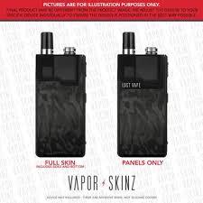 Lost Vape Orion Dna Go Skinz Wraps Decals Covers Vapor Skinz