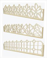 Ligna Fence Toppers Chart Fencing