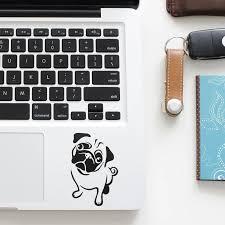 Cute Shar Pei Dog Trackpad Decal Laptop Sticker For Macbook Pro Air Retina 11 12 13 15 Inch Vinyl Mac Mi Notebook Touchpad Skin Stickers For Macbook Laptop Stickerdecal Laptop Stickers Aliexpress