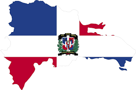 Amazon Com Map With Flag Inside Dominican Republic 4x5 5 Sticker Decal Die Cut Vinyl Made And Shipped In Usa Automotive