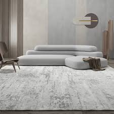 Hot Sale 95c575 Luxury Gray Carpets For Living Room Home Bedroom Shaggy Rug Sofa Soft Fluffy Carpet Kids Room Bedside Nordic Rugs And Carpets Cicig Co