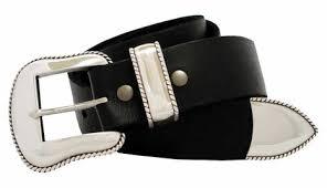 western full grain leather belt