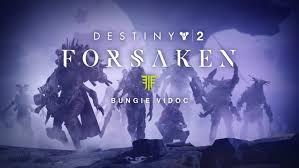 destiny 2 forsaken official reveal