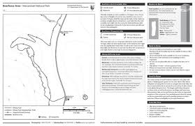 Bearfence Area Road And Trail Map