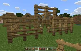 How To Make A Fence In Minecraft Digital Trends